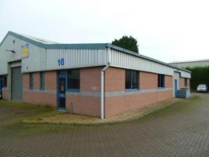 Springwater Business Park, Whittlesey, Peterborough. PE7
