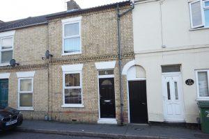 Palmerston Road, Woodston, Peterborough. PE2
