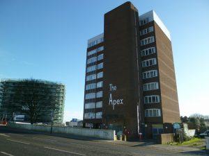 Flat 34 The Apex, 2 Oundle Road, Peterborough. PE2