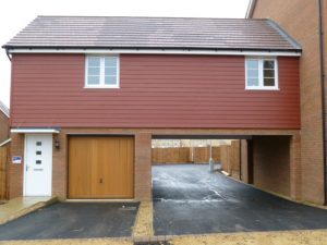 Fortuna Drive, (Cardea), Peterborough. PE2